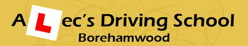 Alec's Driving School - Borehamwood, Driving Lessons Borehamwood, Driving Instructor Borehamwood